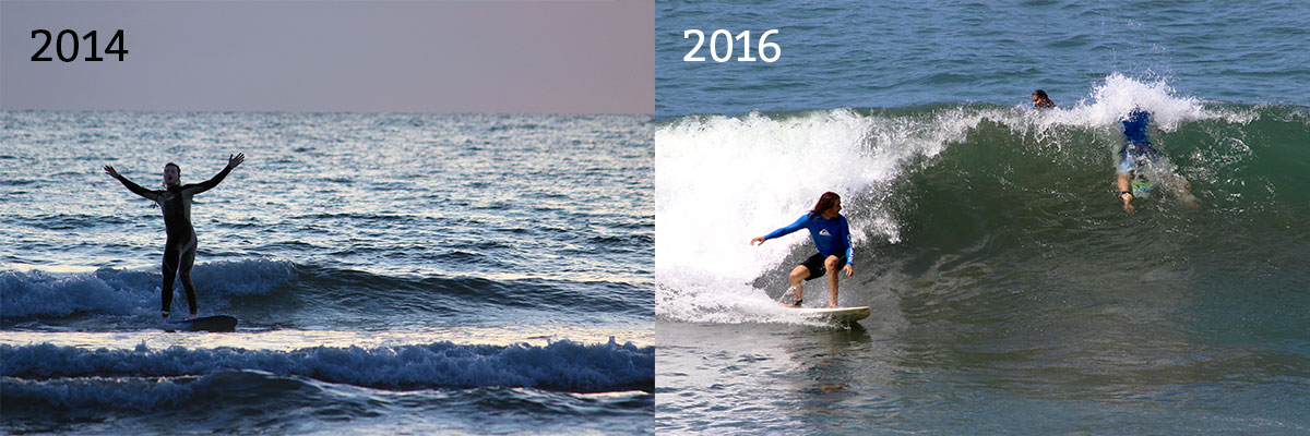 Over The Dune Surf Progress Biarritz 2014 Tanah Lott 2016