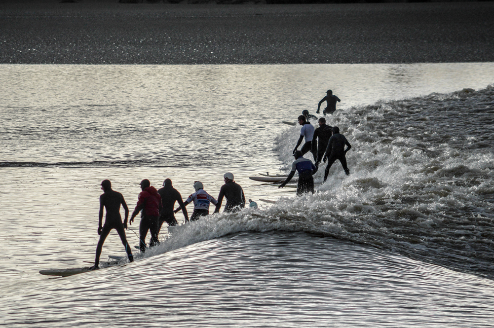 Severn Bore Riders
