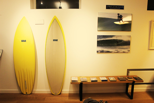 Surf Boards At Walski