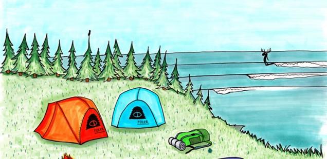 Jonas Claesson Campvibes-illustration-web