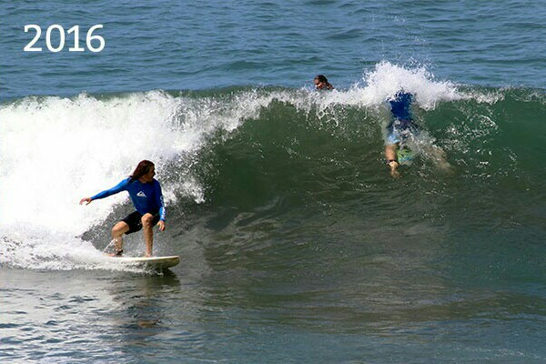 2016 entry surf blogger Sam