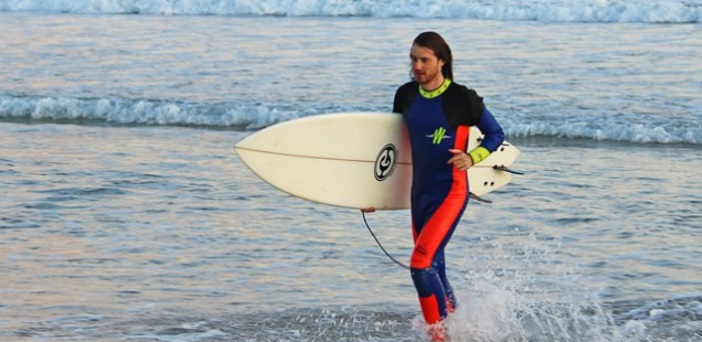 Retro Surf Wetsuit Over The Dune Surf Blog