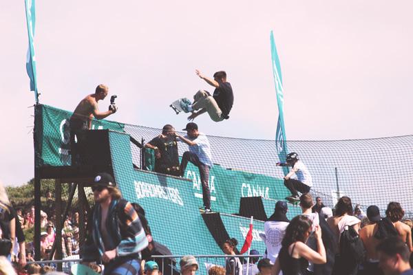 Boardmasters Skateboarder