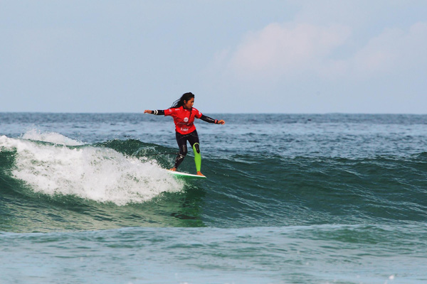Women's Longboard Competition Boardmasters 2016