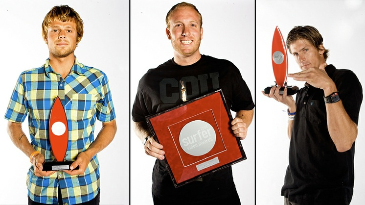 Various winners for 2008 Surfers Poll