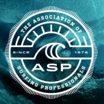 ASP The Association of Surfing Professionals logo