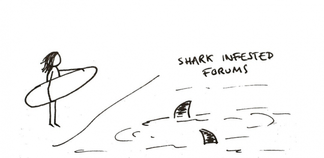 Shark Infested Surf Forums