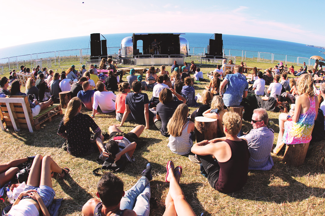 The View Stage Boardmasters 2016