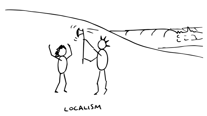 Localism In Surfing